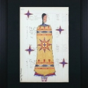 Star Robe Woman by Lauren Good Day Frank