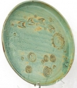 Large Clay Tray by Mary Lou Davis